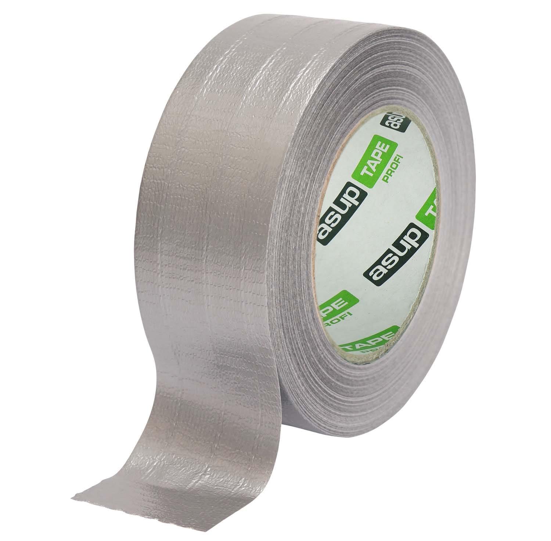 Isolierband 50mm Wasserdicht Klebeband 5-50m Gewebeband Silber PROFI Schutzband