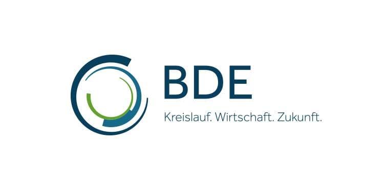 BDE Bundesverband der Deutschen Entsorgungs-, Wasser- und Rohstoffwirt- schaft e. V.
