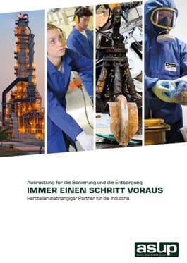 Industrie-Image-Broschuere
