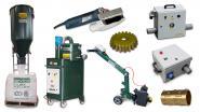 Komplette Bodenfrästechnik für das BT 40-Verfahren nach BGI 664 (DGUV-I 201-012)