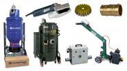 Komplett-Set: ENVIRO Bodenfrästechnik mit DG 50 EXP TÜV H+Asbest
