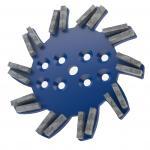 Stern-Schleifscheibe BLASTRAC BG707116 Ø 250 mm
