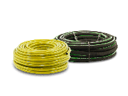 Wasserschlauch aus Gummi-PVC-Gemisch / SBR Industrieschlauch