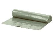 LDPE-Baufolie grau opak 4 x 50 m, Typ 200