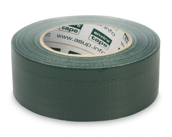 ENVIRO Tape PROFI Gewebeklebeband 48 mm x 50 m dunkelgrün