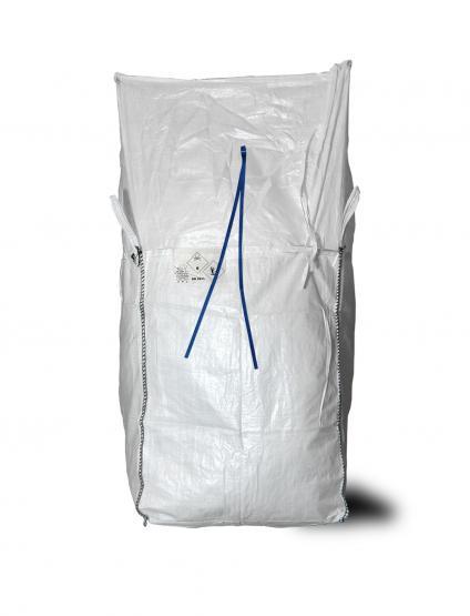 UN-Big Bag 80x110x130 cm - SWL 1500 kg; SF 6:1
