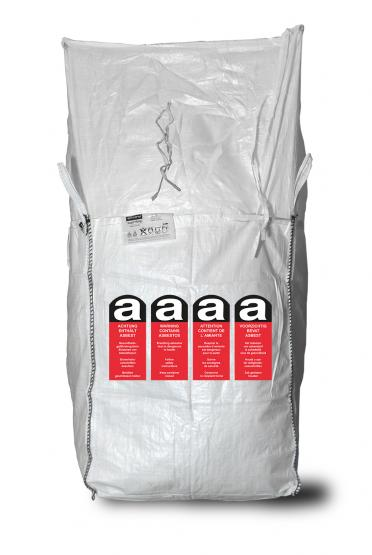 Asbest Big Bag 90 x 90 x 110 cm