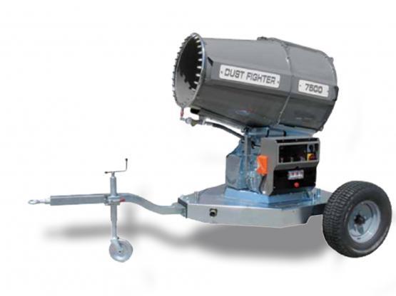 ENVIRO DUST-FIGHTER 7500 / Mietgerät